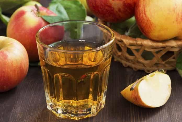 Apple cider vinegar for Treat your damaged hair