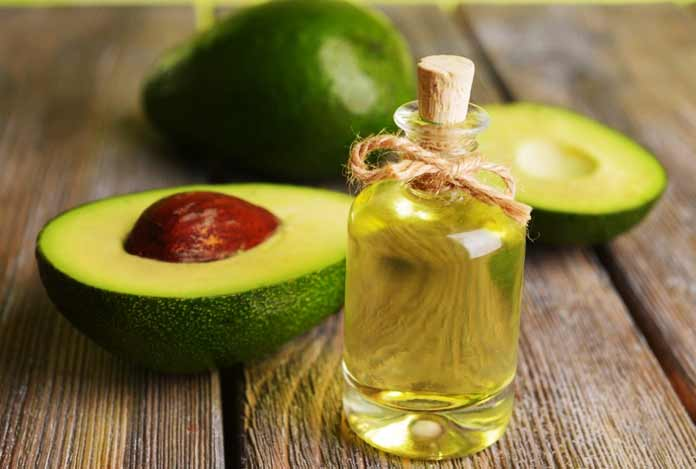 Avocado for Treat your damaged hair