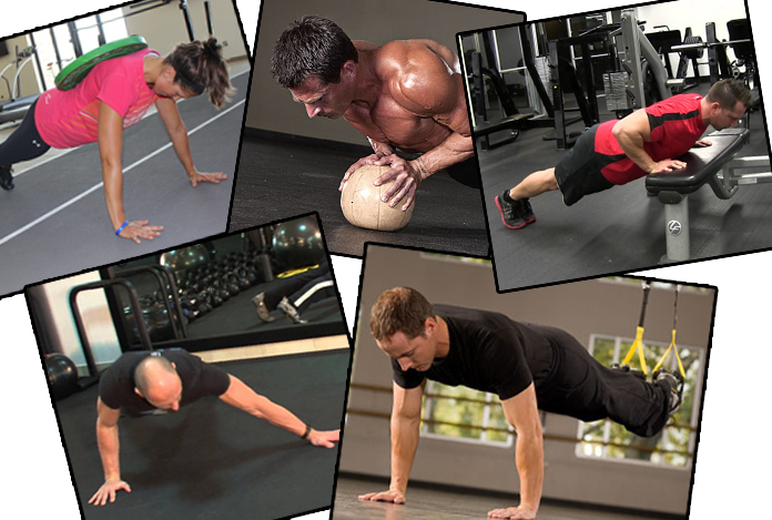 Push-Ups for Building Your Chest Muscles