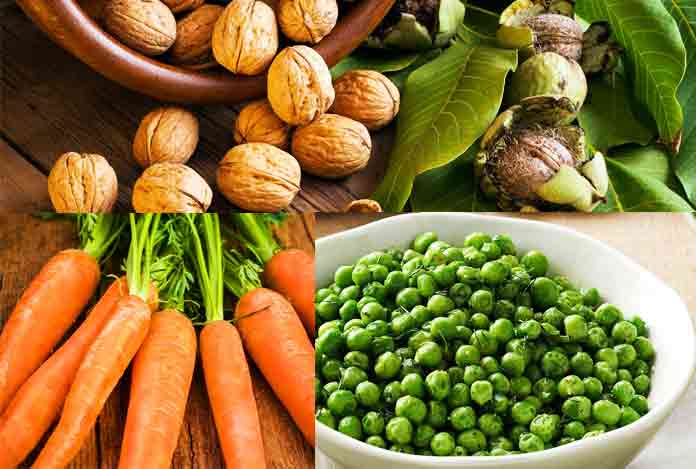 Foods that may help Hair Loss
