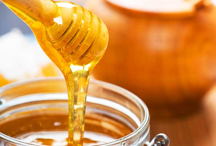 Honey for Home Remedies for Dry Skin