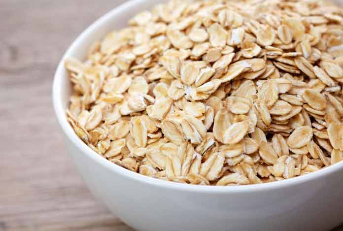 Oatmeal for Home Remedies for Dry Skin