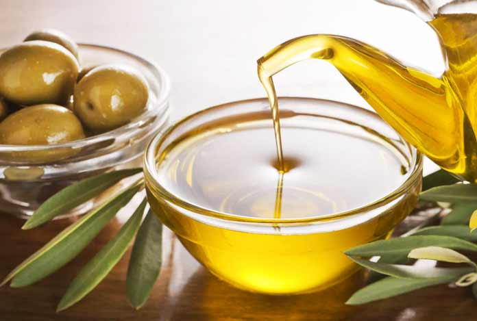 Olive oil for Home Remedies for Dry Skin