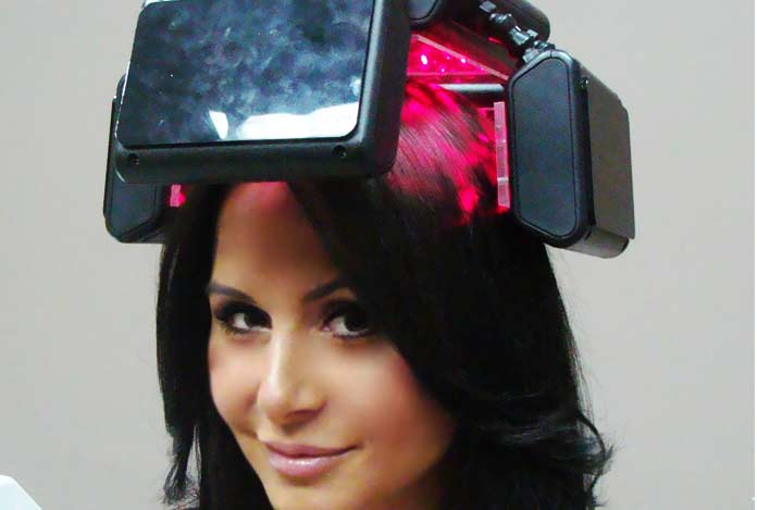 Laser Device for Hair loss
