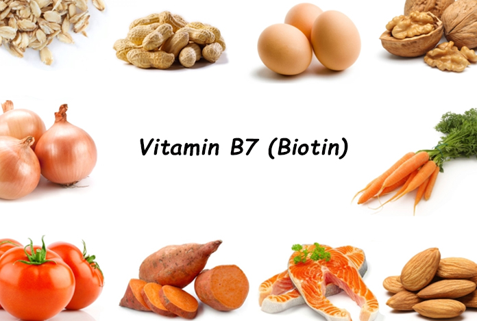 Vitamin B7 (Biotin) For Vitamins for Weight Loss
