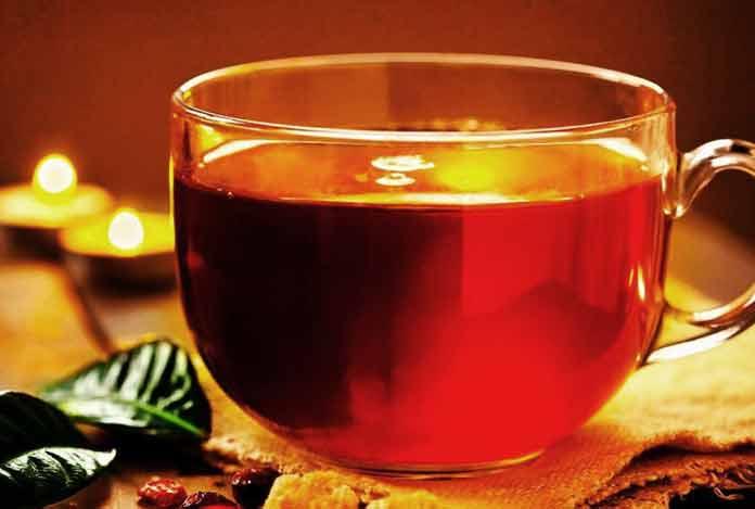 Black tea for Treat your damaged hair