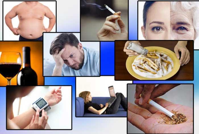 risk factors of hypertension