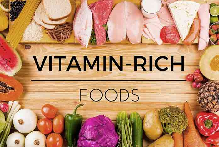 Include Vitamins in the Diet
