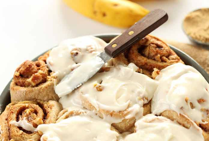 banana cinnamon recipe to lose weight