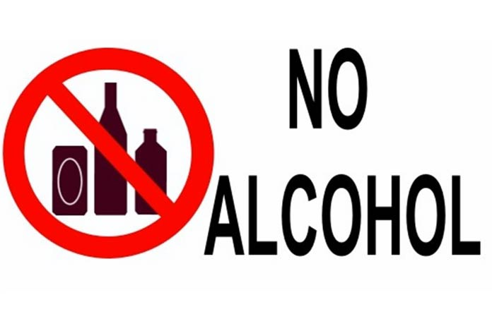 Say No to Alcohol