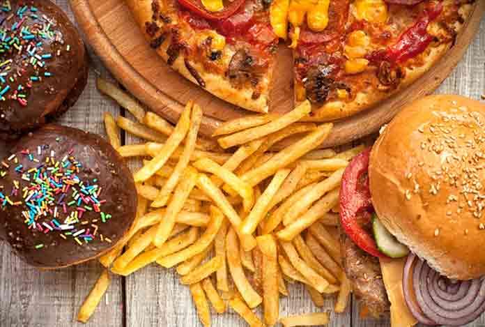 Say No to Fake Foods