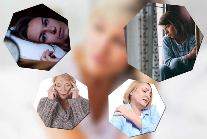 Symptoms You Will Encounter When Entering into Your Menopausal phase