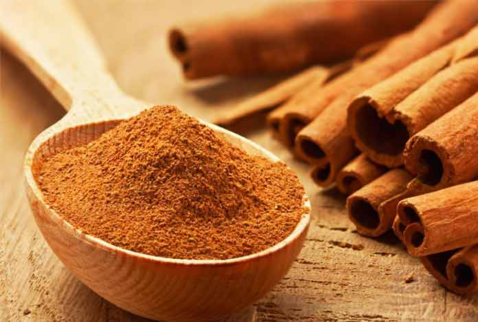 Cinnamon used in weight loss