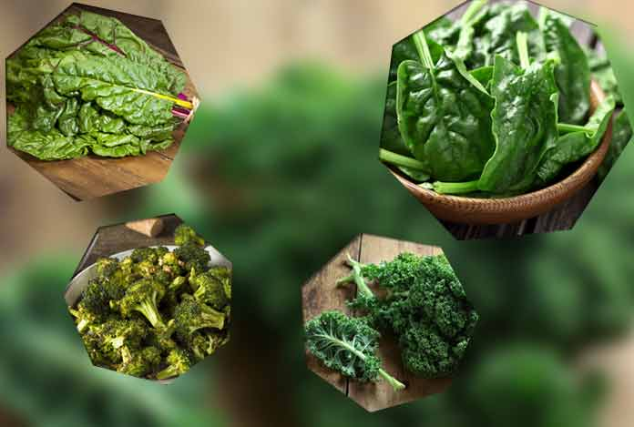 Leafy Greens Families