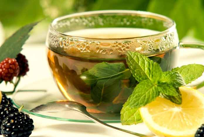 Sip a Soothing Drink in the Evening
