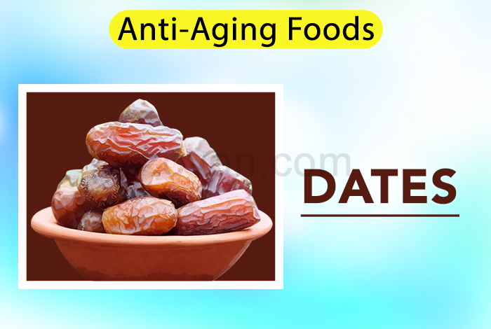 dates to delay aging