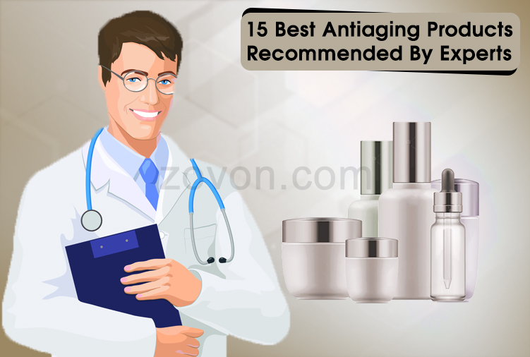 best anti aging products by experts