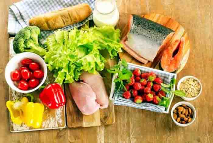 add fiber fat and protein to your diet