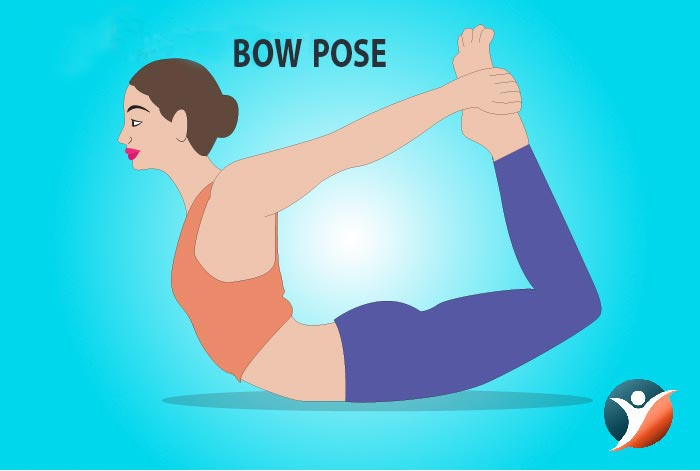 bow pose for diabetes