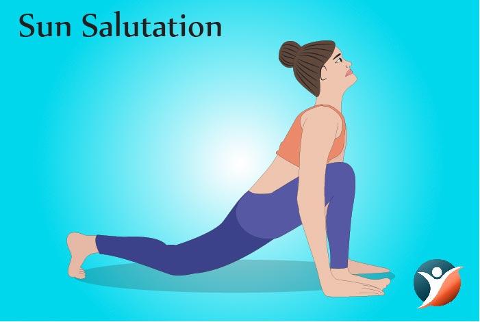 surya namaskar for diabetes