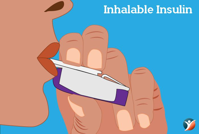 Inhalable Insulin