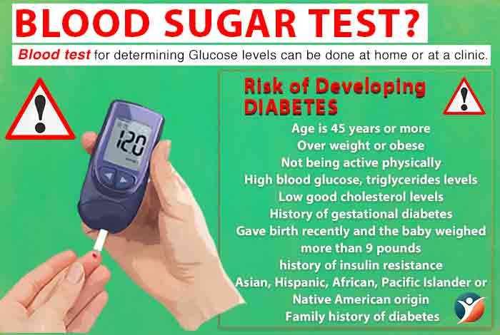 what is blood sugar test