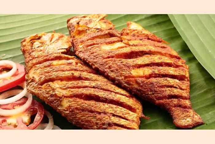 avoid fried fish
