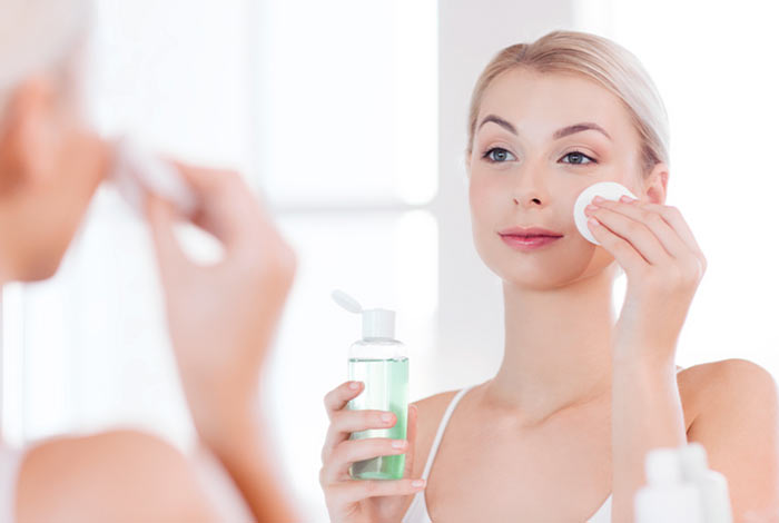 include a skin toner in your daily routine