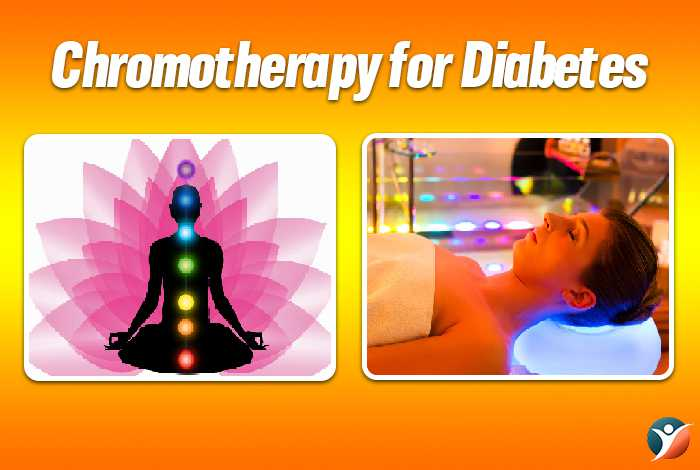 Chromotherapy for Diabetes