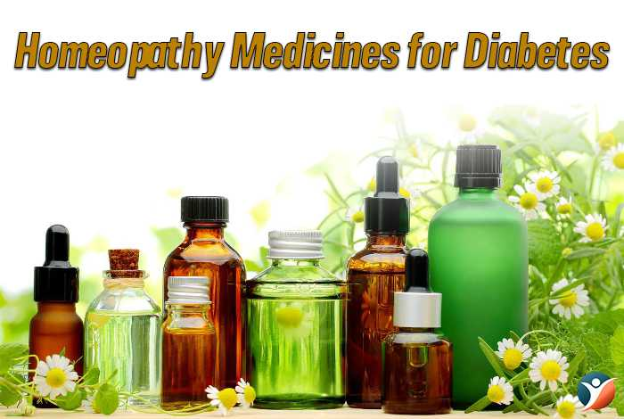Homeopathy Medicines for Diabetes