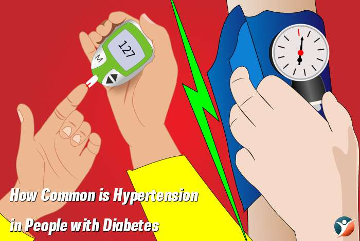 How Common is Hypertension in People with Diabetes
