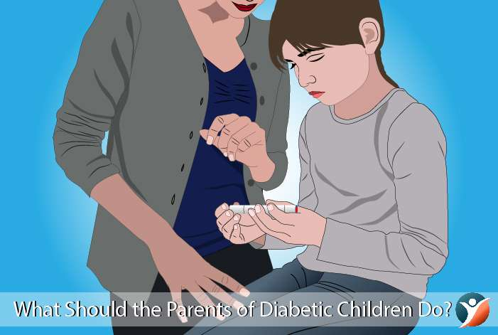 What Should the Parents of Diabetic Children Do