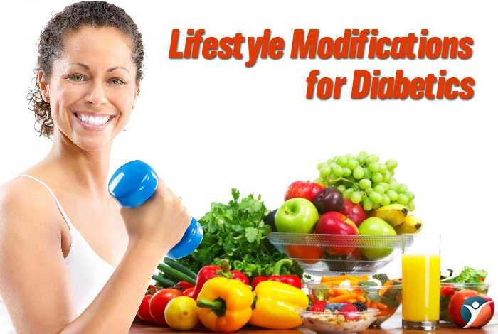 Lifestyle Modifications for Diabetics