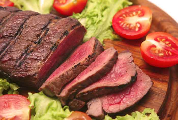 here is why you should consume lean, unprocessed red meat