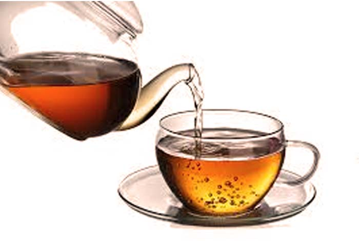 mutual or shared benefits of green tea and black tea