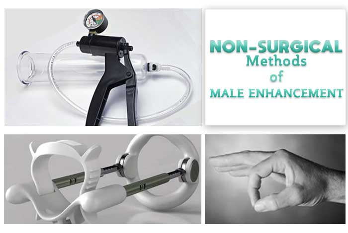 non surgical methods of male enhancement