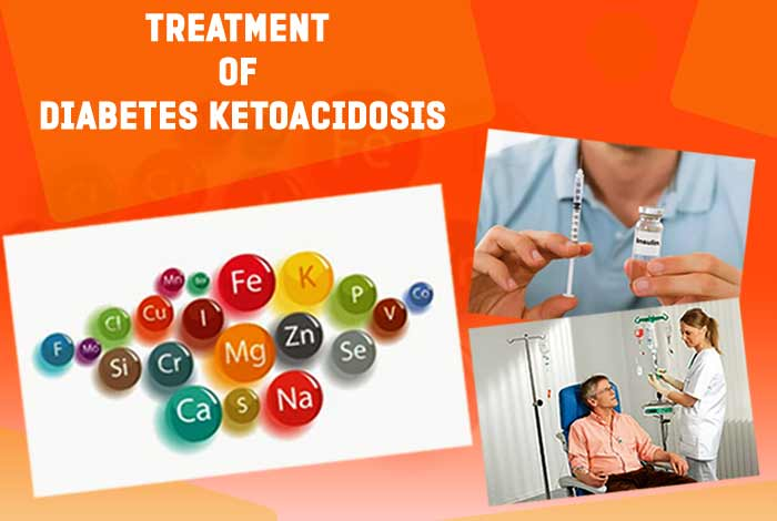 diabetes ketoacidosis treatment