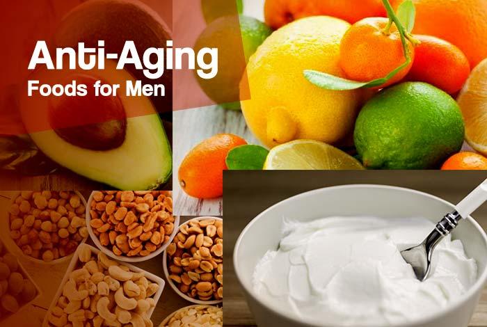 anti aging foods for men