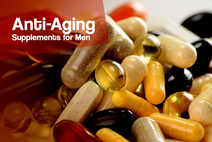 anti aging supplements for men