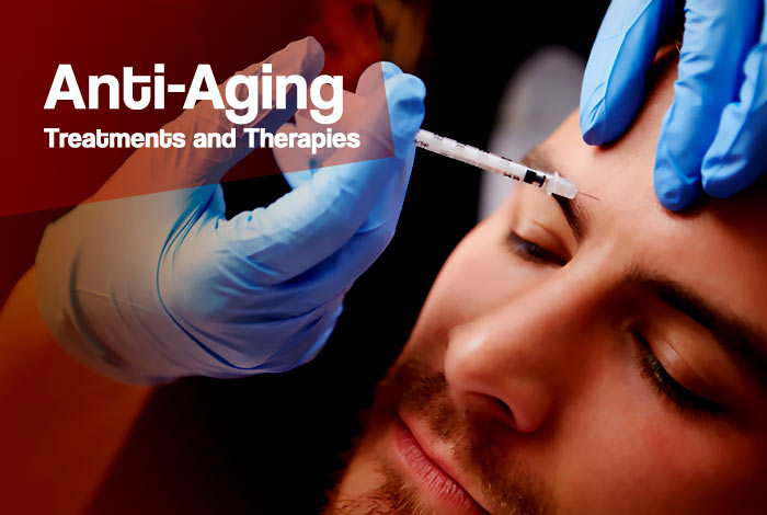 anti aging treatment and therapies for men