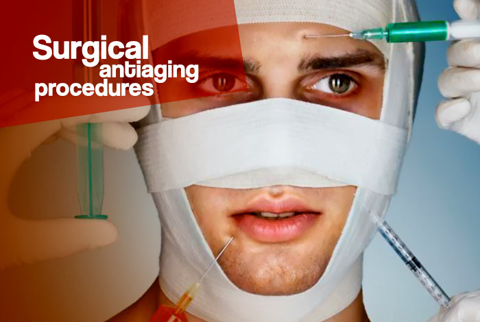 surgical anti aging treatments for men