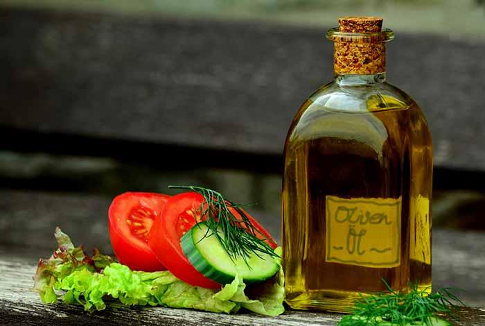 extra virgin olive oil vinaigrette