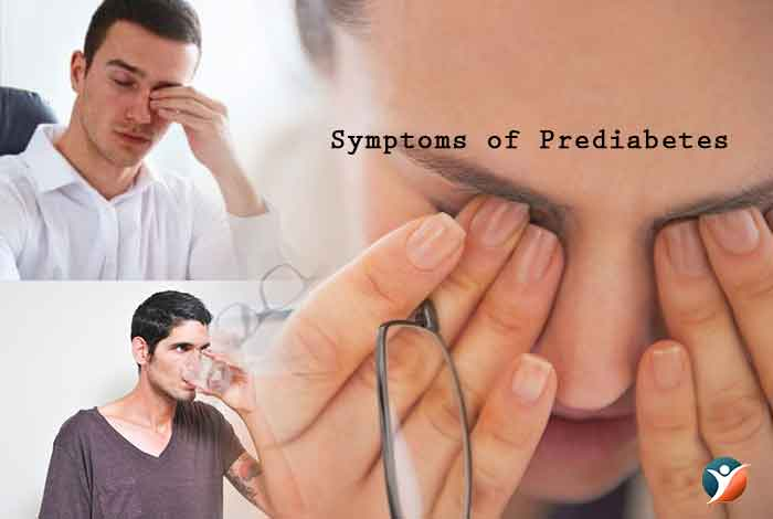 symptoms of prediabetes
