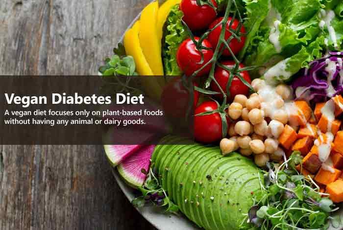 vegan diabetes diet