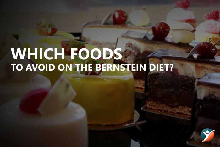 which foods to avoid for bernstein diabetes solution