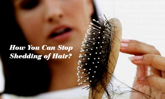 How You Can Stop Shedding of Hair