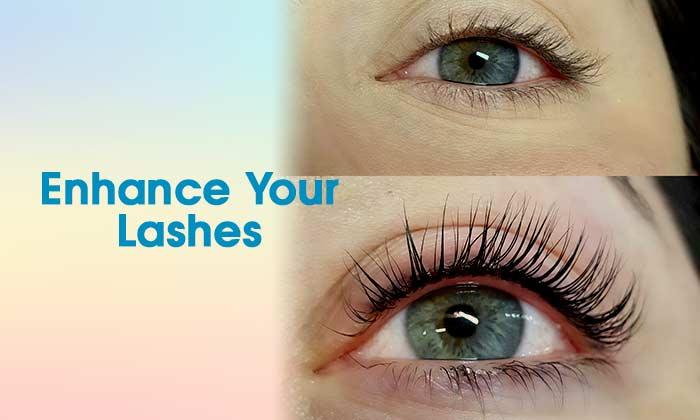 Enhance Your Lashes