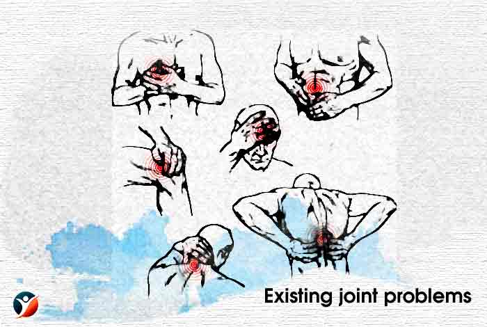 Existing joint problems