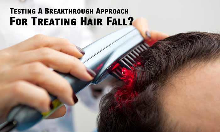 Testing-A-Breakthrough-Approach-For-Treating-Hair-Fall