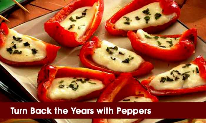 Turn Back the Years with Peppers